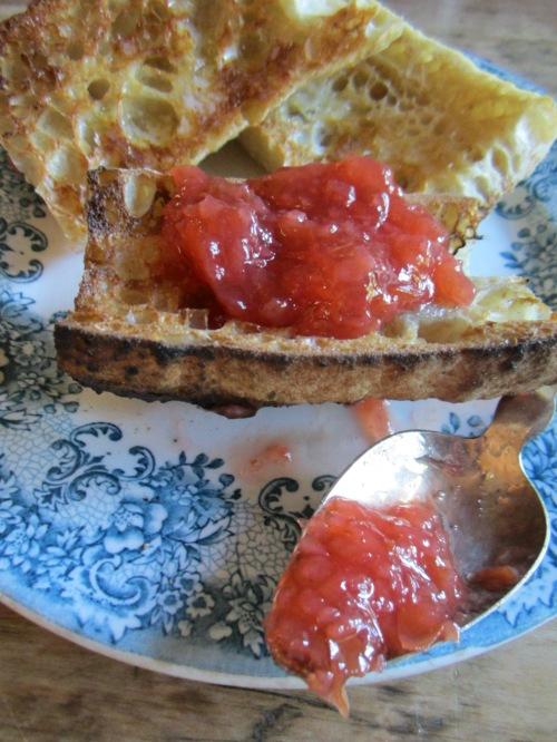 quince marmalade www.paulawalton.com